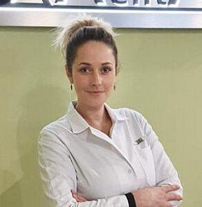 Кошелева Мария медсестра