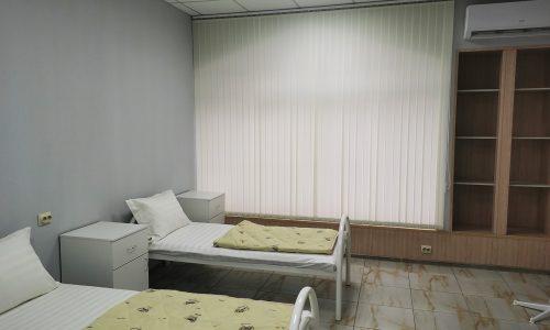 палаты в клинике Аэлита